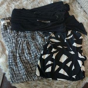 Set of Women's dress shirts